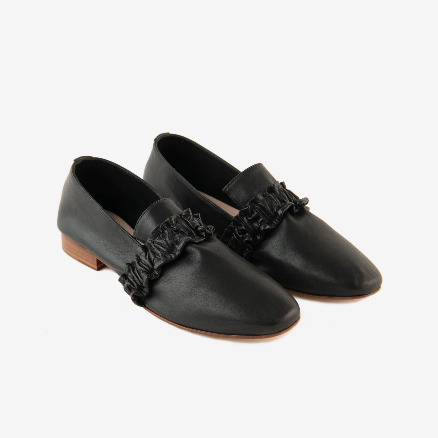 VICTORIA LOAFER BLACK