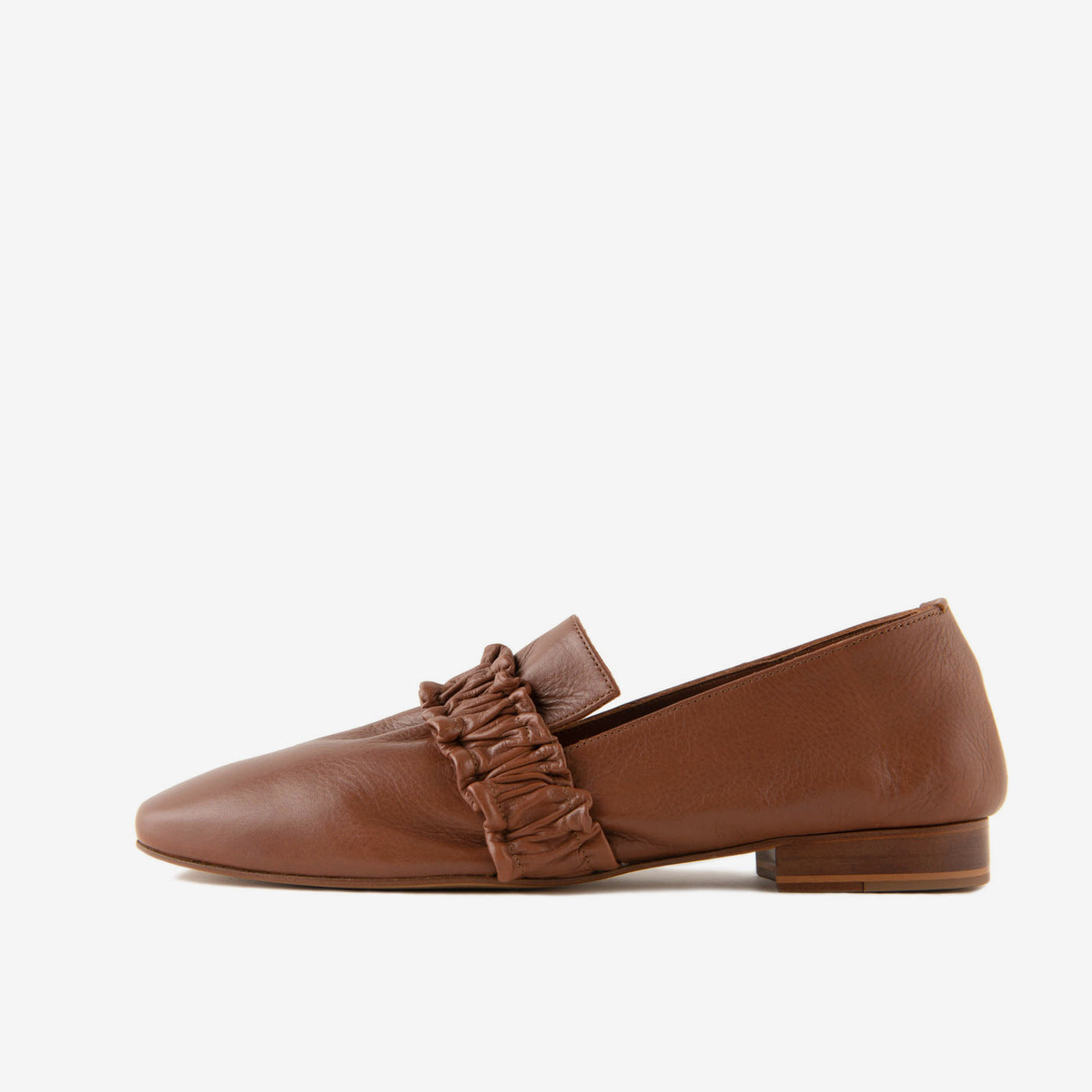 VICTORIA LOAFER BROWN