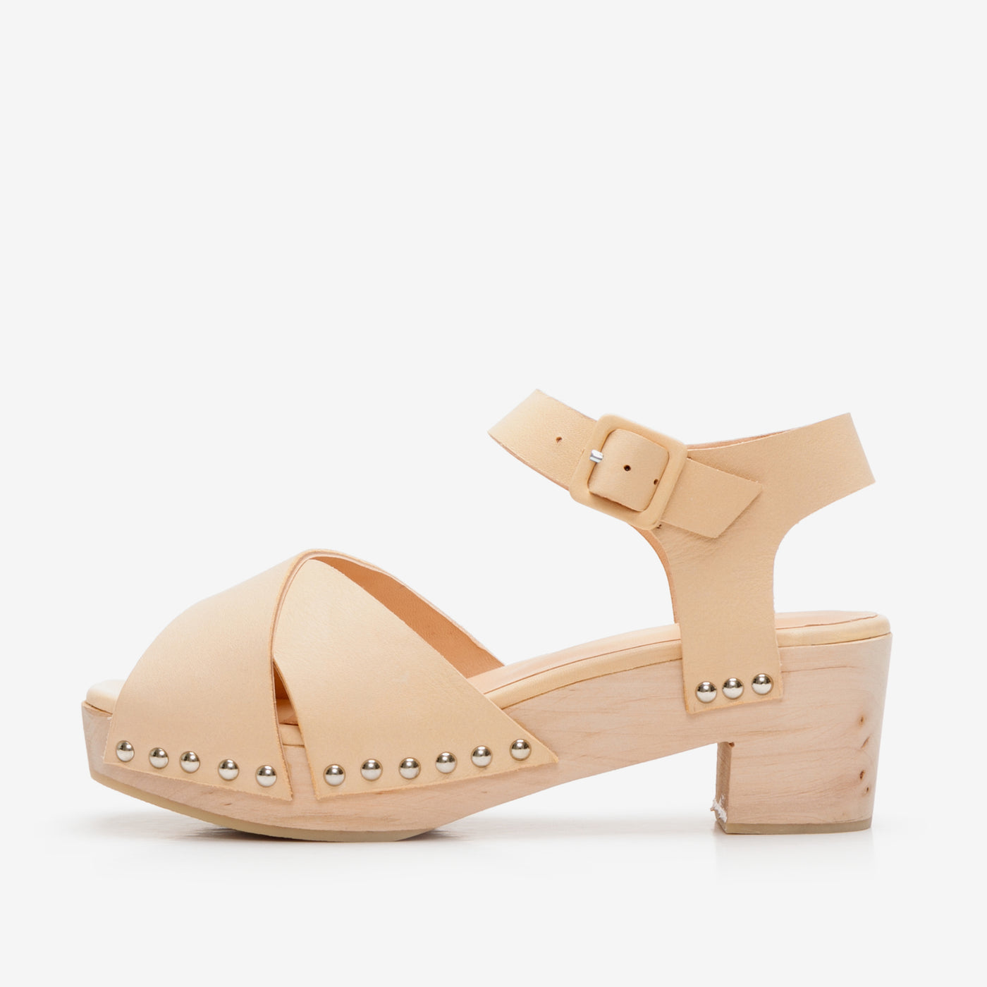 SS21  DORA CLOG HONEY
