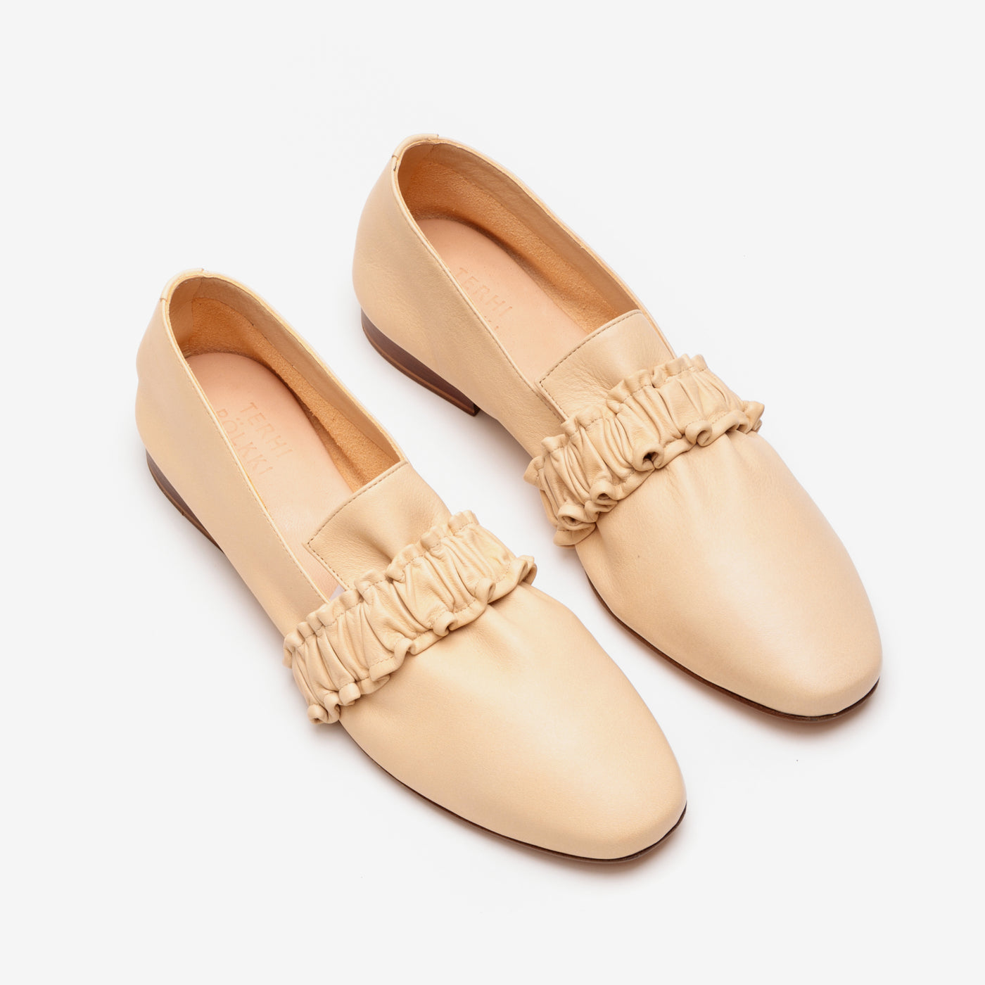 VICTORIA LOAFER HONEY