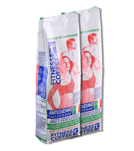Fitness Coffee 250g Beutel, Röstkaffee, ganze Bohne
