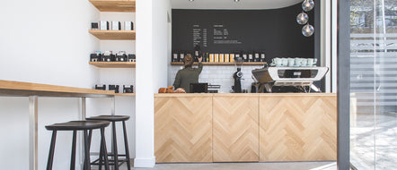 Hammersmith Coffee Shop Now Open
