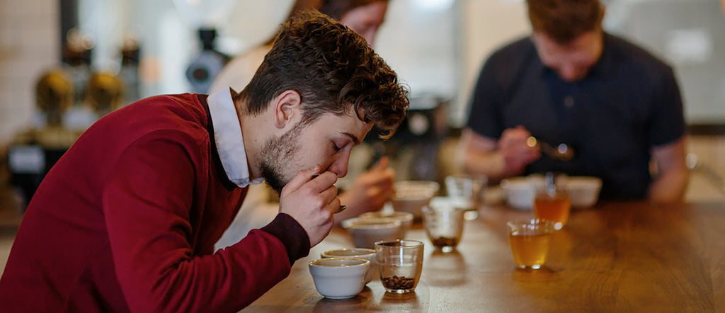 Coffee cupping. What exactly is it?