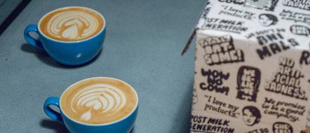 Oatly Throwdown at Good Vibes Cafe