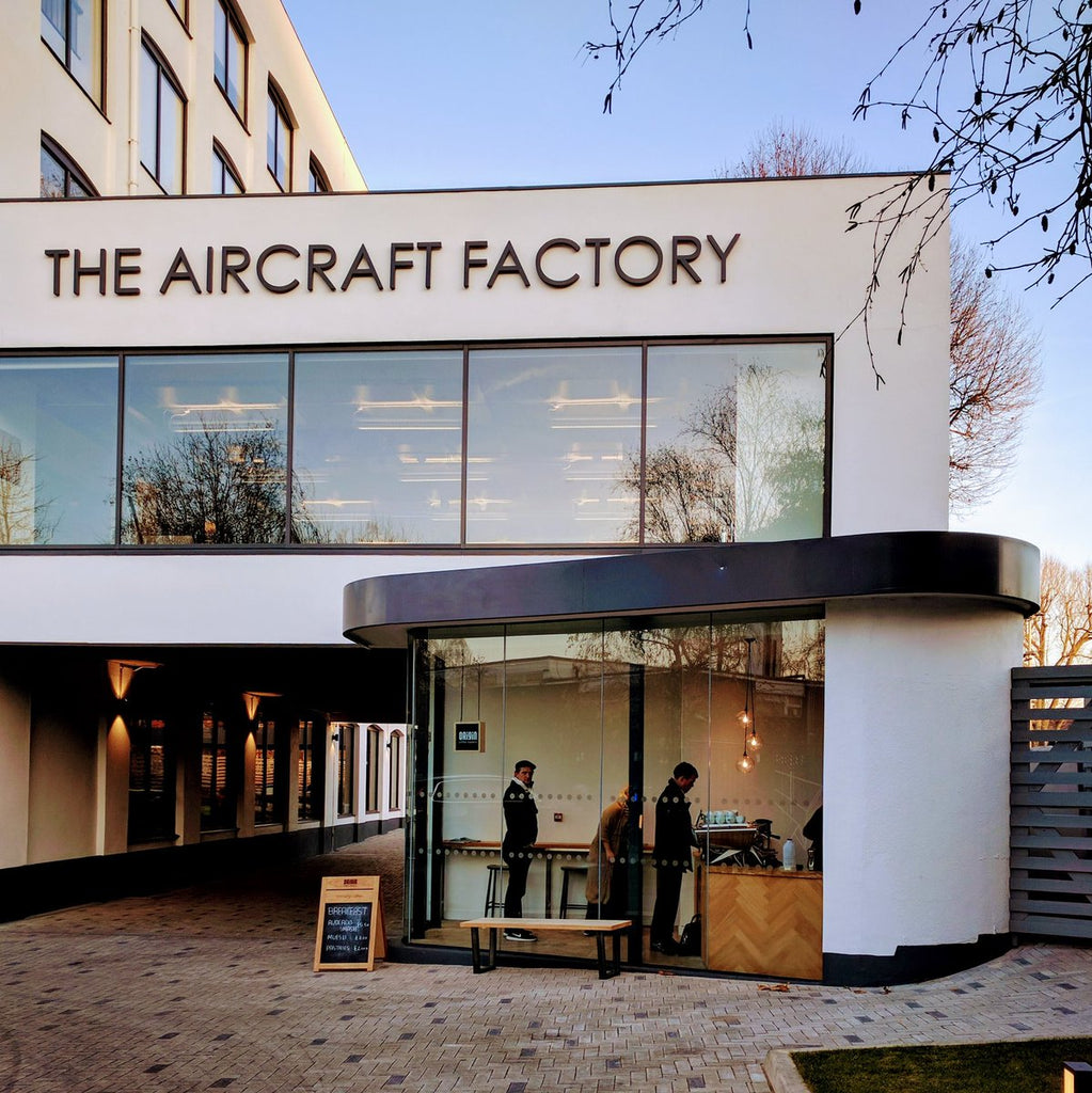 The Aircraft Factory, Hammersmith cafe