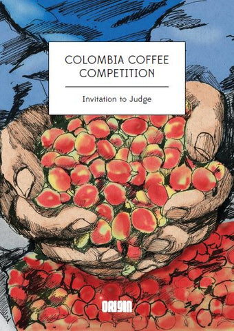 Colombia coffee competition