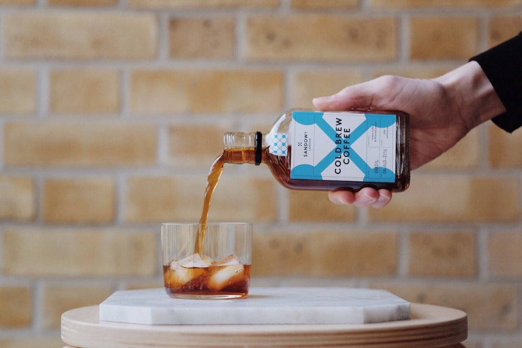Sandows cold brew
