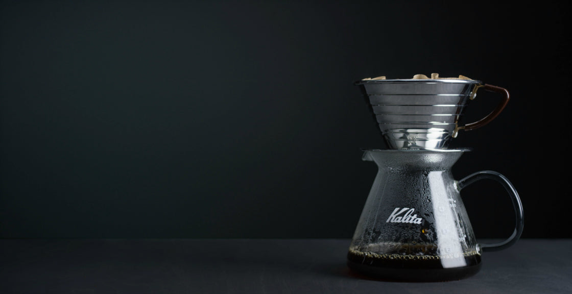 Brewing Guide Kalita Wave
