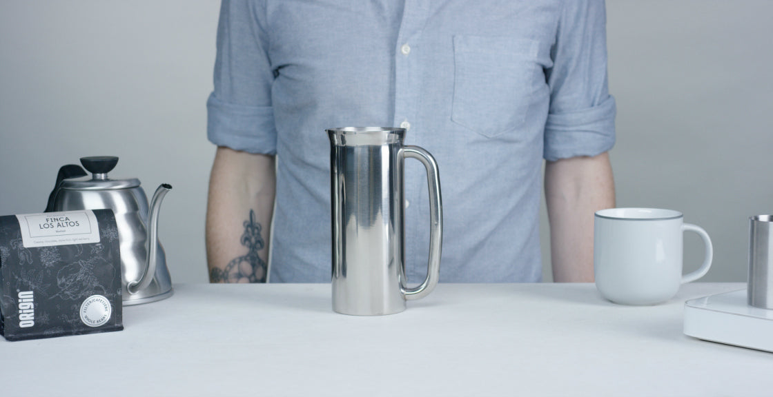 Brew Guide Cafetiere