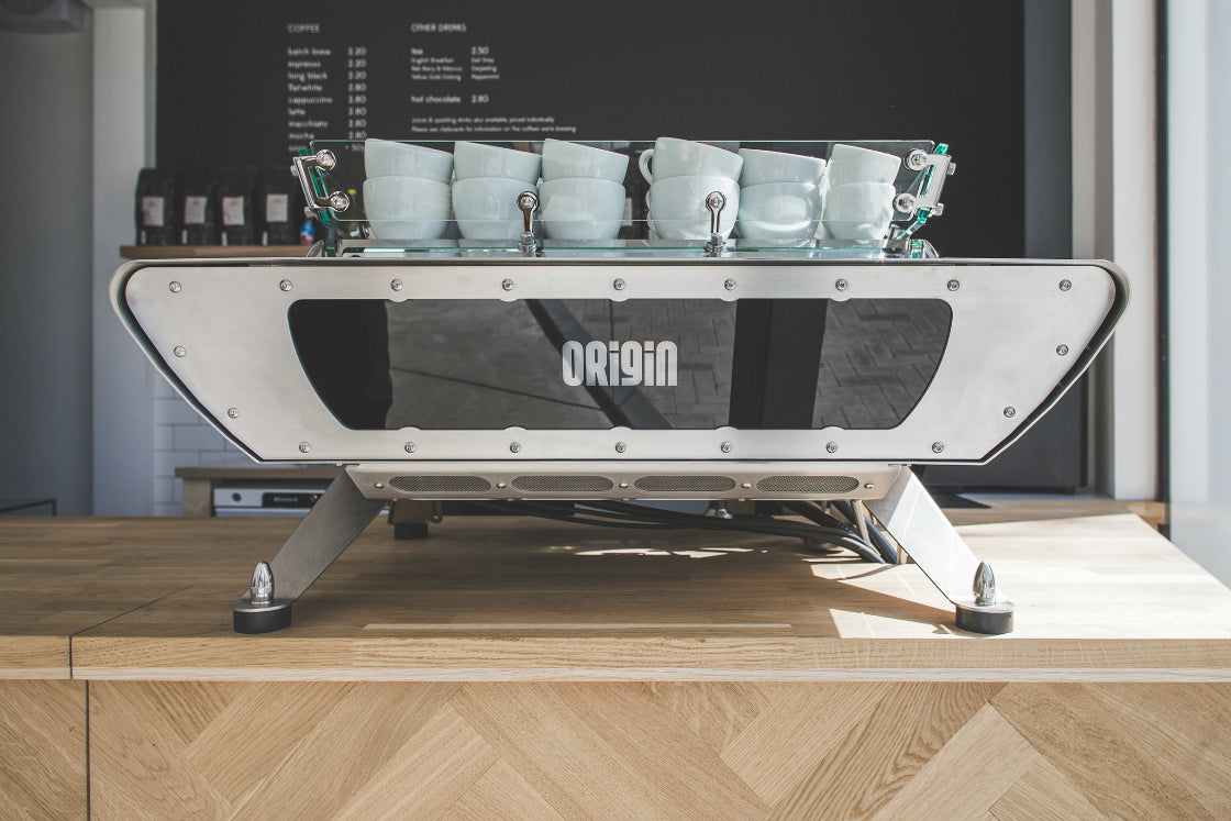 Contact Origin Coffee Roasters