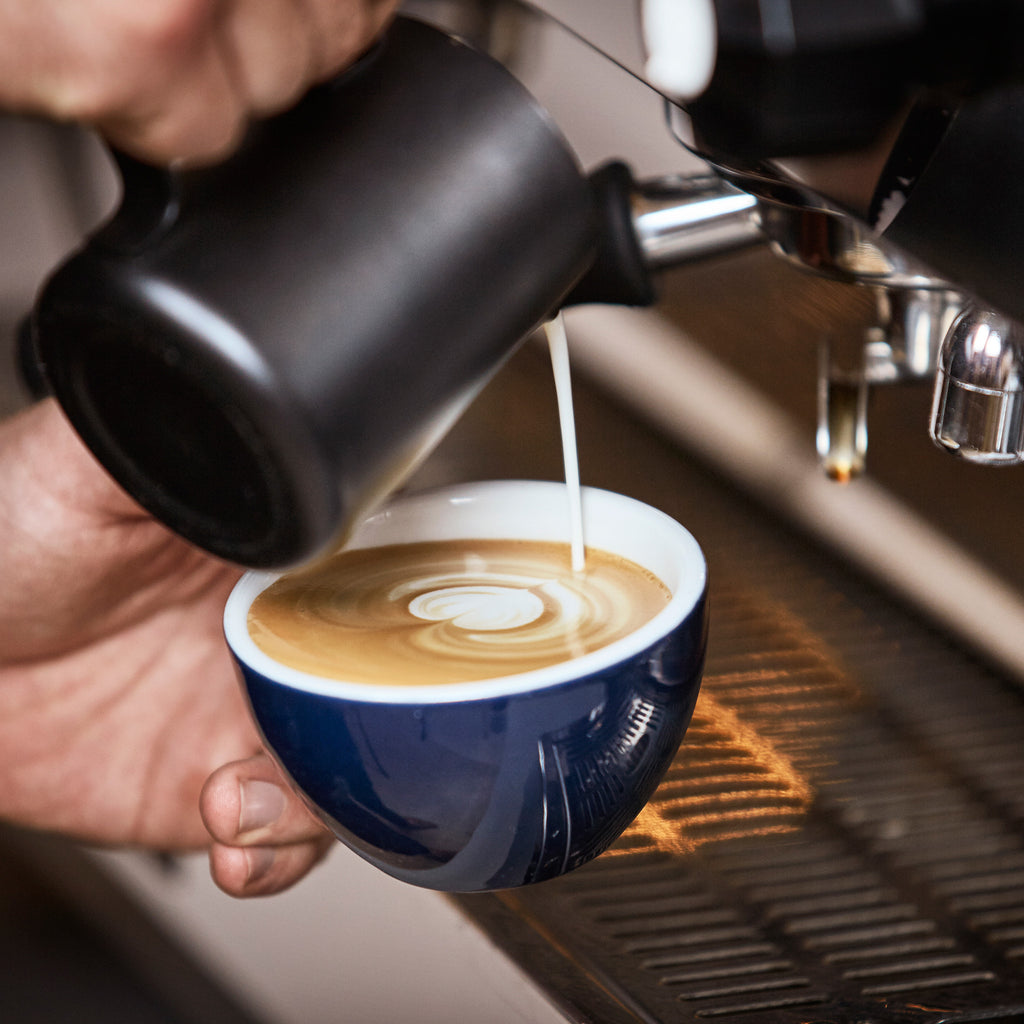 Latte Art Enthusiast Course | Cornwall
