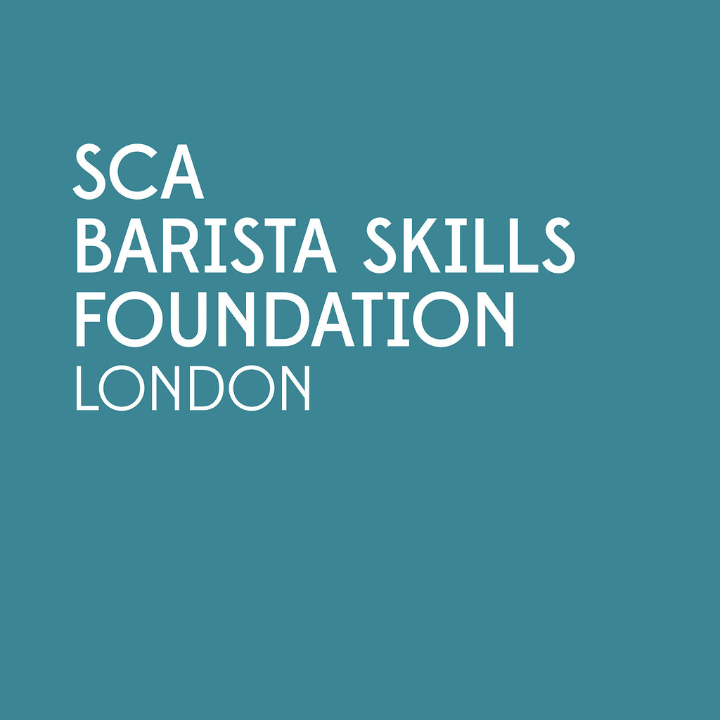 SCA Barista Skills Foundation | London