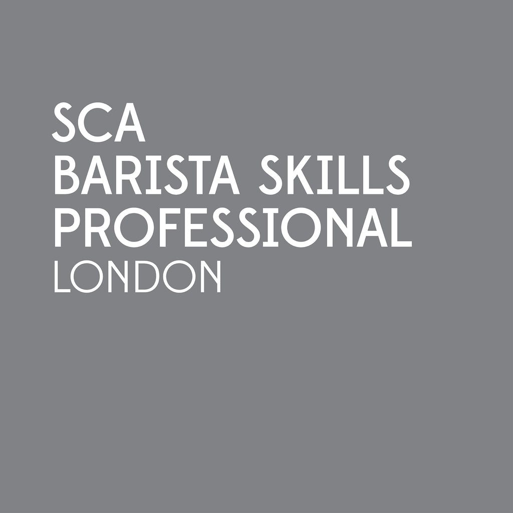 SCA Barista Skills Professional | London
