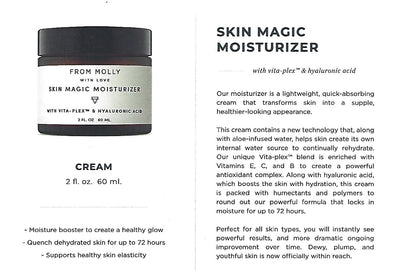 Skin Magic Moisturizer