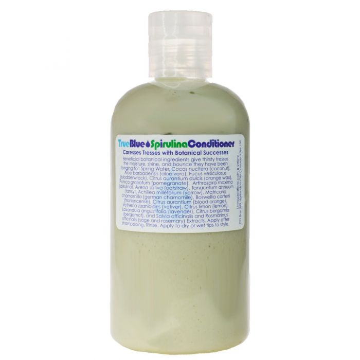 Living Libations - True Blue Spirulina Conditioner (240ml)