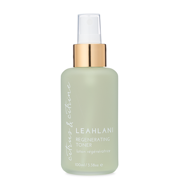 Leahlani Beauty Leahlani Citrus and Citrine Regenerating Toner