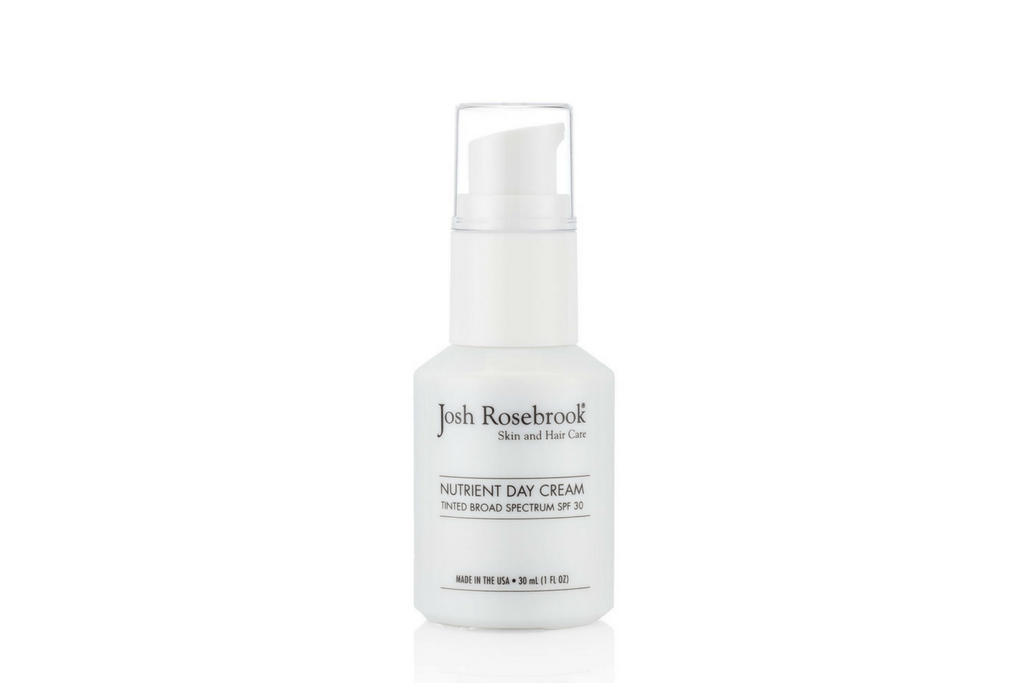 Sample - Josh Rosebrook Tinted Nutrient Day Cream SPF 30