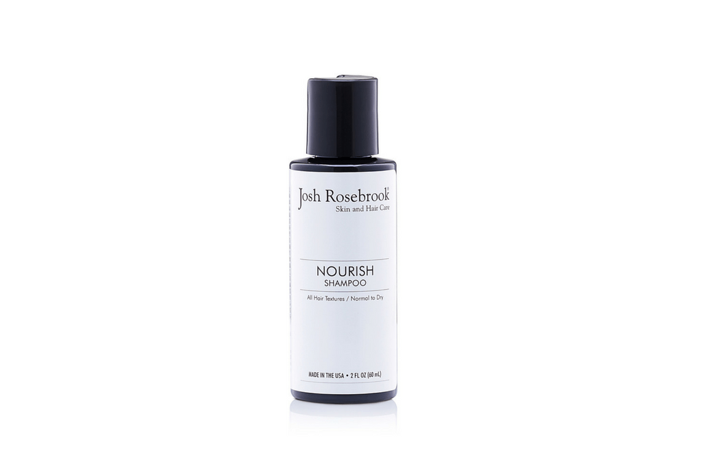 Josh Rosebrook Beauty 60ml - Travel Size Josh Rosebrook Nourish Shampoo (Normal to Dry Scalp)