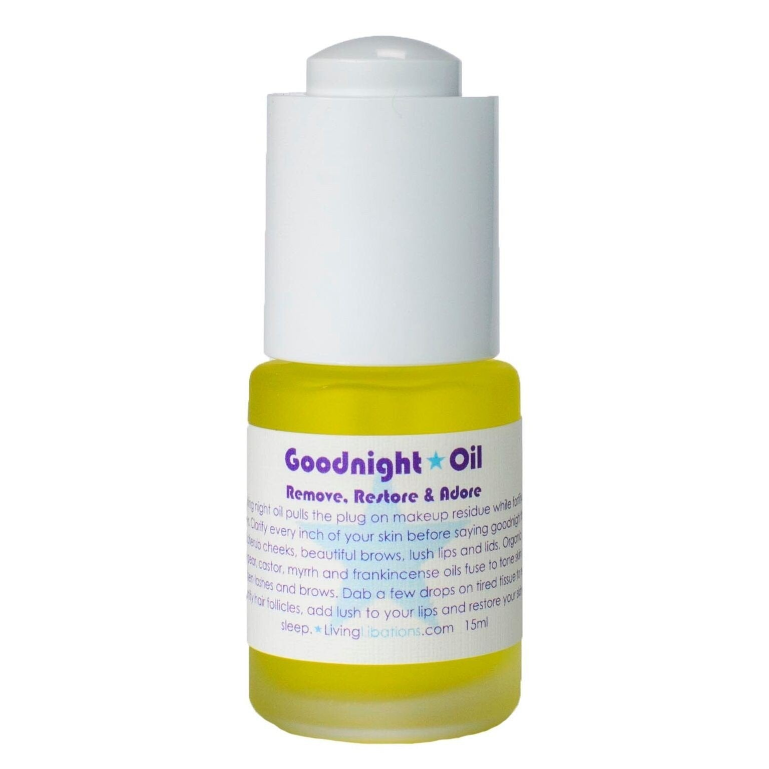 Living Libations Beauty Default Living Libations - Goodnight Oil