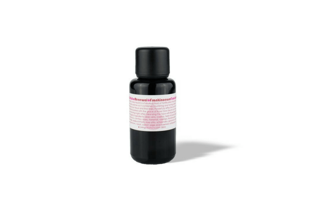 Living Libations - Rose Cellular Renewal & Frankincense Firming Fluid