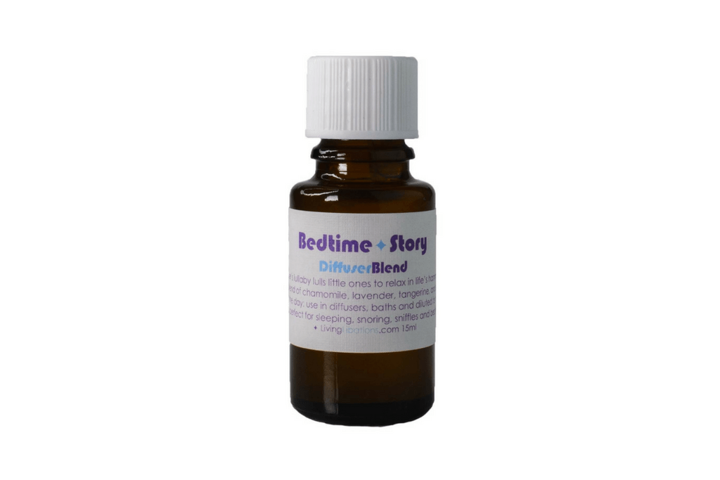 Living Libations Default Living Libations - Bedtime Story Diffuser Blend