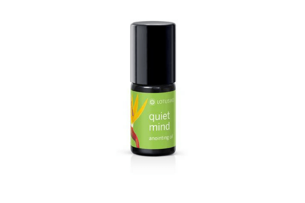 Lotus Wei Lotus Wei Quiet Mind Anointing Oil