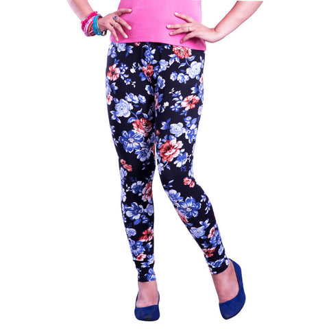 Printed Leggings D No 358