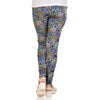 Printed Leggings D No 373
