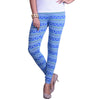 Buy printed leggings front view