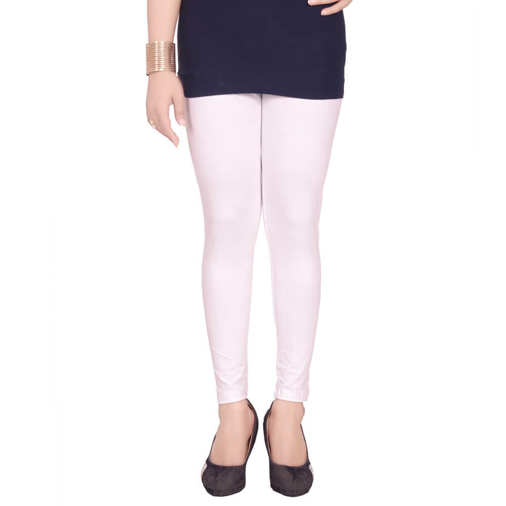 ceffae3fba282 Buy Ankle Length leggings in different shades – Deepee Online Store
