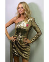 Tess Daly sparkles in MERABI on Strictly