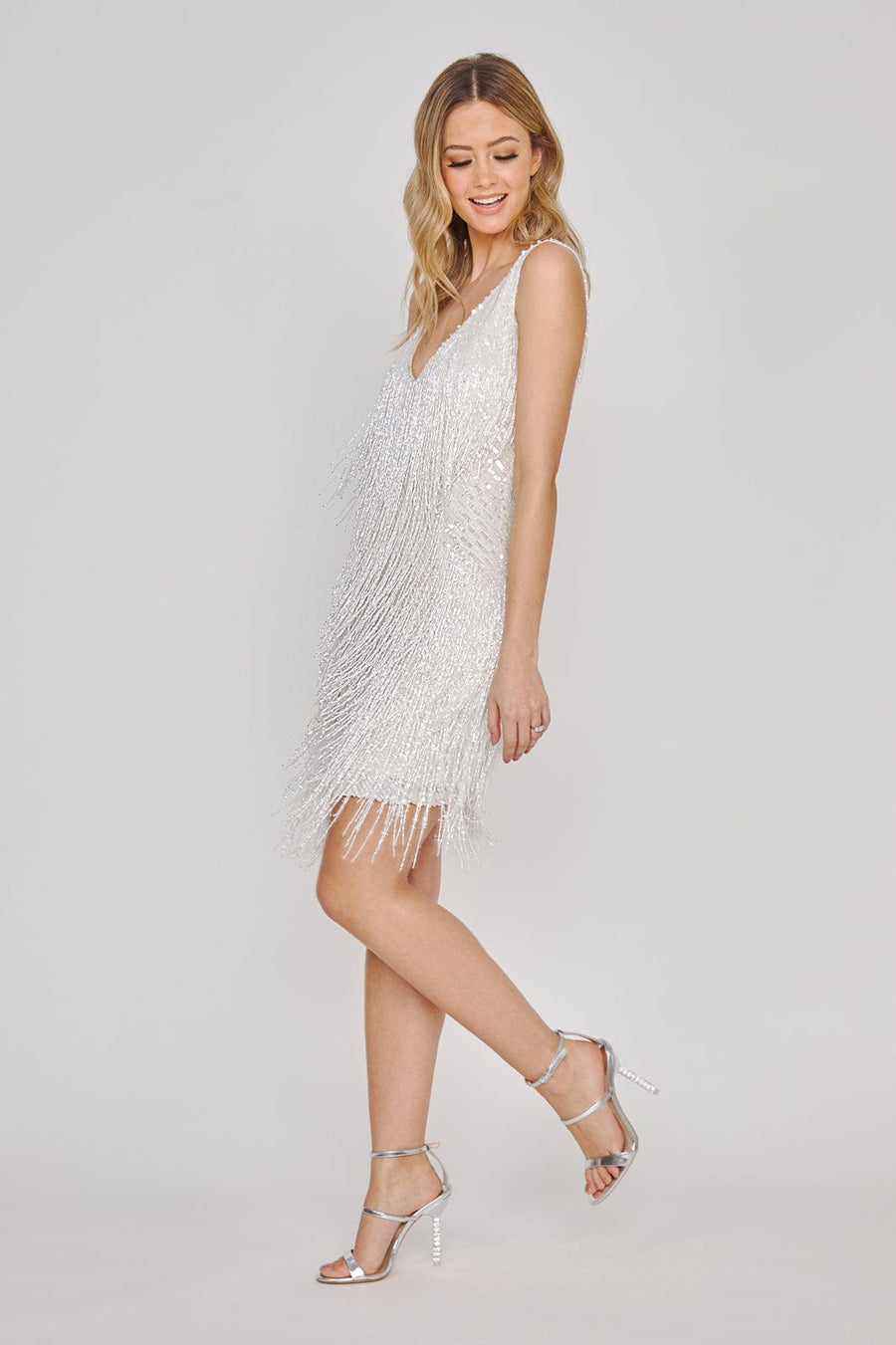 Sadie White Dress