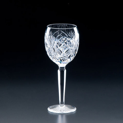 Heritage Irish Crystal: Cathedral Claret - Hibernian Gifts