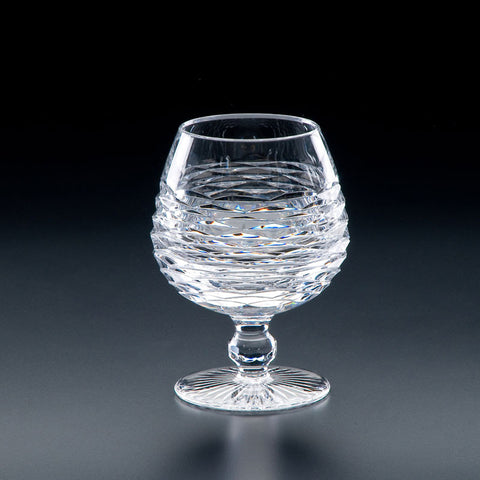Heritage Irish Crystal: Cricklewood Large Brandy - Hibernian Gifts