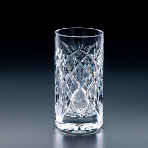Heritage Irish Crystal: Cathedral Hi Ball 12 oz - Hibernian Gifts