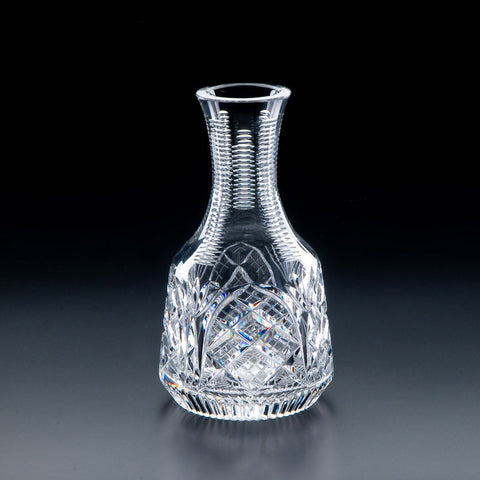 Heritage Irish Crystal: Cathedral Carafe Decanter - Hibernian Gifts