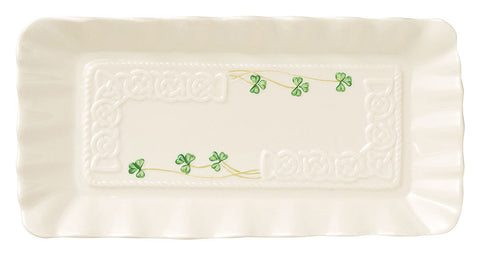 Belleek: Tara Tray - Hibernian Gifts