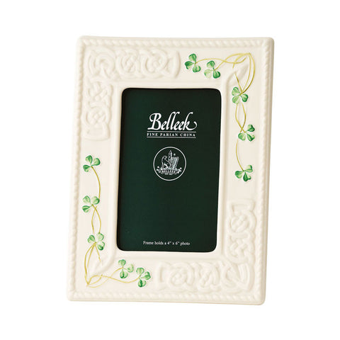 Belleek: Tara 4in x 6in - Hibernian Gifts