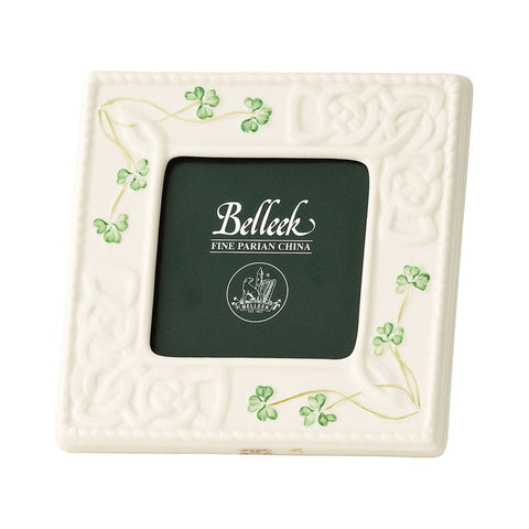 Belleek: Tara 3in x 3in Frame - Hibernian Gifts