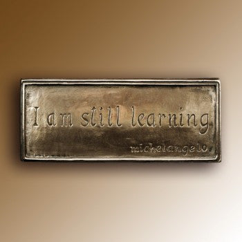 Wild Goose: I am still learning - Hibernian Gifts - 1