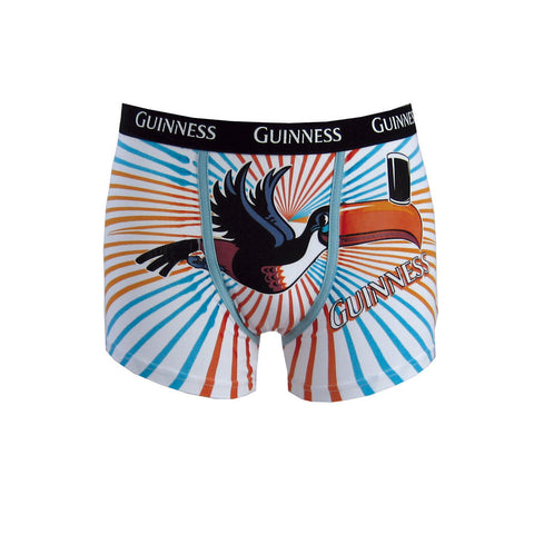 Men's  Tucan Guinness Underwear - Hibernian Gifts