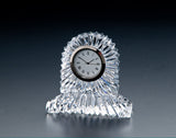 Heritage Crystal Carriage Clock - Hibernian Gifts