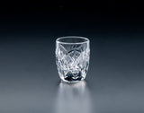Heritage Irish Crystal:  Cathedral Shot Glass - Hibernian Gifts