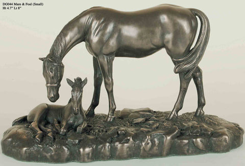 Genesis: Mare and Foal Small - Hibernian Gifts