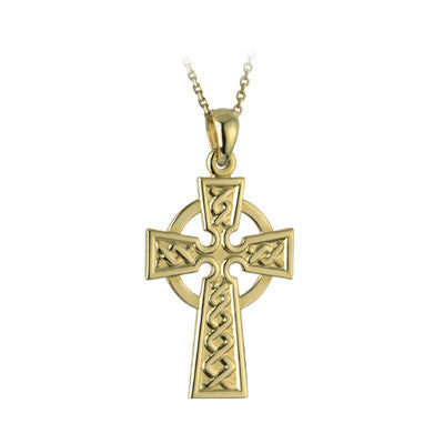 Solvar: Celtic Cross - Hibernian Gifts - 1