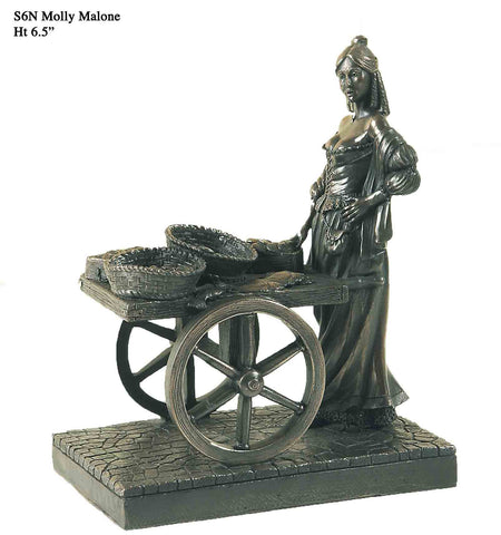 Genesis: Molly Malone Small - Hibernian Gifts
