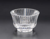 "Heritage Irish Crystal:  Symphony bowl 5"" - Hibernian Gifts"