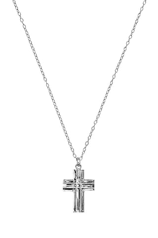 Criostal Jewellery: Brigid Cross (small) - Hibernian Gifts