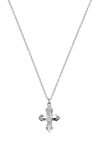 Criostal Jewellery: Celtic Cross (small) - Hibernian Gifts