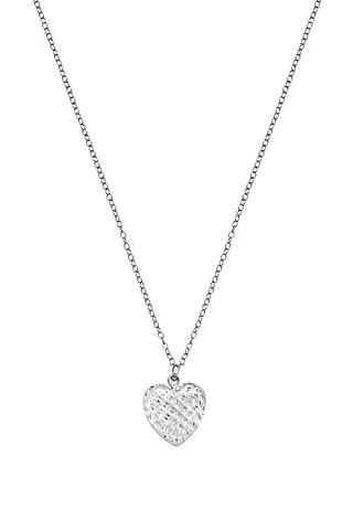 Criostal Jewellery: Heart (small) - Hibernian Gifts